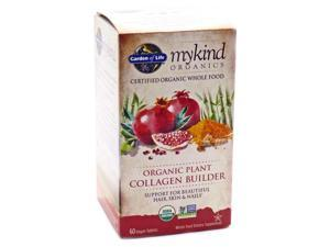Organic Plant Collagen Builder  by Garden of life - 60 Tablets
