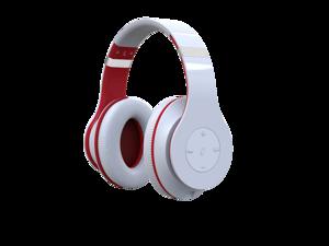 Fuji Labs 2-in-1 Bundle Fuji Labs Bluetooth Wireless DJ Stereo Headphones + Fuji Labs SQ101 in-ear headphones with in-line mic