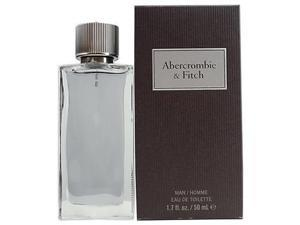 Abercrombie & Fitch Af First Instinct Men Eau De Toilette EDT 1.7oz / 50ml
