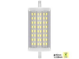 Sunix R7S 118mm 10W LED Light Replacement Wall Security Flood Lamp Bulbs Pure White SU123