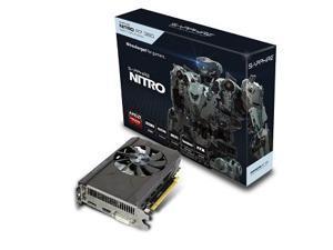 SAPPHIRE NITRO Radeon R7 360 DirectX 12 100388NTOC-2L 2GB 128-Bit GDDR5 PCI Express 3.0 CrossFireX Support Video Card