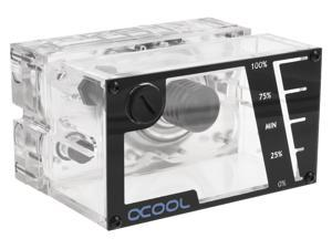 Alphacool Repack - Single Laing D5 - Dual 5,25 Bay Station incl. 1x Alphacool VPP655 (15252)
