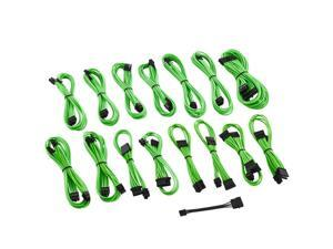 CableMod® E-Series ModMesh™ Full Cable Kit for EVGA® G3 / G2 / P2 / T2 - LIGHT GREEN