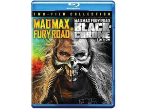 Mad Max: Fury Road / Fury Road Black & Chrome [Blu-ray]