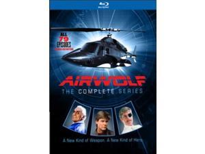 Airwolf: Complete Series [Blu-ray]