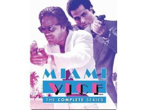 Miami Vice: Complete Series [DVD]