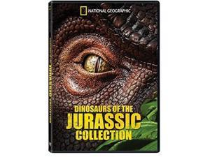 Dinosaurs Of The Jurassic Collection [DVD]