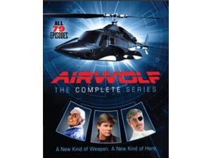 Airwolf: Complete Series [DVD]
