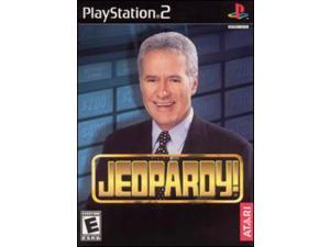 Playstation 2 Jeopardy - PS2