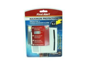 FIRST ALERT PC900V 2-In-1 Smoke & Carbon Monoxide Alarm with Voice