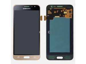 GOLD-LCD Display Screen Digitizer Replacement Parts For Samsung Galaxy J3 2016