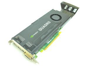 Dell 3GB nVIDIA Quadro K4000 DVI-I 2x Display Ports GDDR5 PCI Express 2.0 x16 Graphic Card 0D5R4G