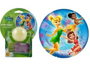 Projectables LED Plug-In Night Light, Disney Fairies