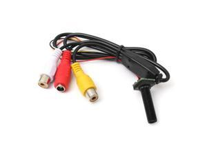 600TVL SRD-1521 Mini Security CCTV Wired Audio PAL Camera 20mm