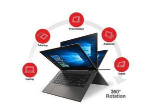 "Toshiba Satellite Radius P25W-C2304-4K 2-in-1 12.5"" 4K Ultra HD Touch 3840 x 2160 i7-6500U 512GB SSD 8gb Memory"