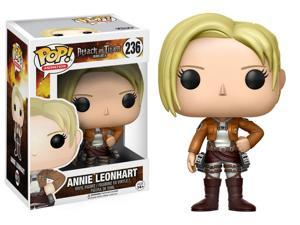 Funko POP Anime Attack on Titan Annie Leonhart Action Figure
