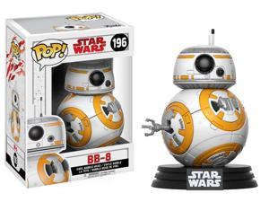 Funko Pop! Star Wars: The Last Jedi-BB-8