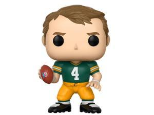 Funko Pop NFL: Brett Favre (Green Bay Home) Collectible Figure