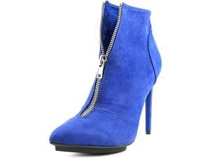 Michael Antonio Lecker Women US 10 Blue Bootie