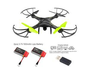 Petrel U42W FPV Drone RC Quadcopter w/HD Camera Live Video One Key Off / Landing