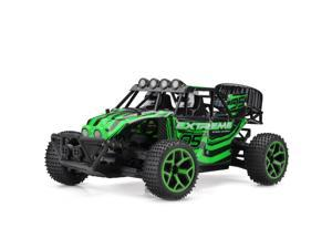 High Speed 1/18 Scale 4 WD RC Truck Off-Road Racing Car RTR Toy SUV Vehicle