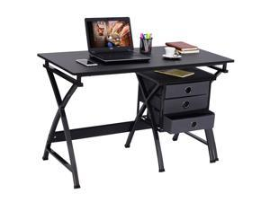 Computer Desk PC Laptop Writing Table Home Office ...