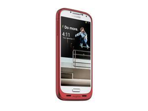 mophie Red 2300 mAh Battery Case for Galaxy S4 2335_JP-SSG4-RED