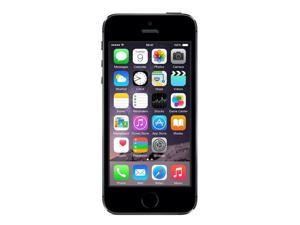 "Apple iPhone 5s A1533 16GB 4G LTE Gray Unlocked GSM Phone - B Grade 4.0"" 1GB RAM DDR3 RAM"