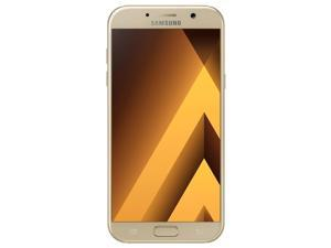 Samsung Galaxy A5 (2017) A520F 32GB Unlocked GSM 4G LTE Octa-Core Phone w/ Rear & Front 16MP Camera - Gold Sand