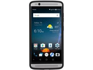 ZTE Axon 7 Mini Co-Mold Protective Case - Black