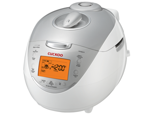 Cuckoo CRP-HV0667F 6 Cup Smart Induction Heating Electric Pressure Rice Cooker
