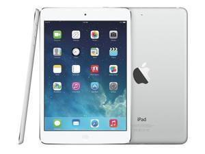 """Apple iPad mini2 MF594LL/A 128 GB Tablet - 7.9"""" Retina Display - WiFi - 4G - Silver - UNLOCKED - A Grade"""