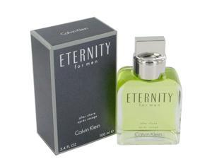 ETERNITY by Calvin Klein for Men - After Shave 3.4 oz