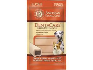 PET BRANDS AKCDEN0031 TREAT DOG BONE 10CT