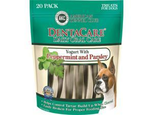 PET BRANDS AKCDEN0005 TREAT DOG MINT 20CT