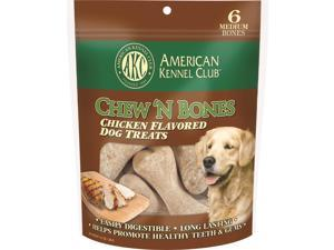 PET BRANDS AKD036 TREAT DOG CHICKFLAV 6PK