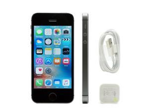 Fair Condition Apple iPhone 5S 16GB GSM Factory Unlocked Black Clean ESN