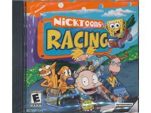 Nicktoon Racing