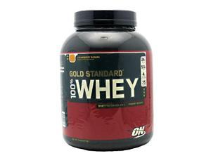 100% Whey Protein, Strawberry Banana, 5 lbs, From Optimum Nutrition