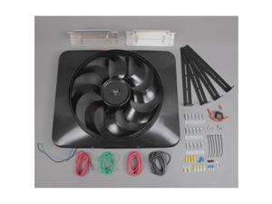 FLEXALITE 180 Fan - Black Magic Extreme Fan