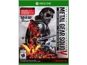 Konami 30221 Metalgeasolid-V the Definitive Experience for XBox One