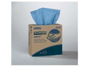 KIMBERLY-CLARK 33570 Disposable Wipes, 8-1/2 In. x 16-1/2 In.