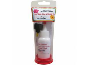 Lake City Craft 450147 Glue & Needle Tip Combo- 1 oz.