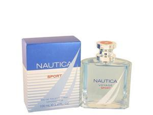 Nautica 533925 3.4 oz Eau De Toilette Spray for Men
