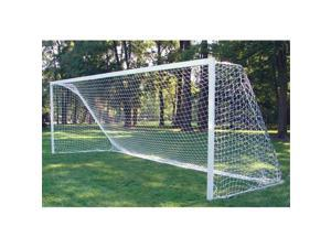 Gared Sports SG30612 6 x 12 ft. All-Star II Touchline Portable Round Frame Soccer Goal