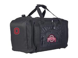 Northwest C11COL-C6800-2007-RTL 13 x 20 in. NCAA - Ohio State Buckeyes Roadblock Duffle Bag, Black