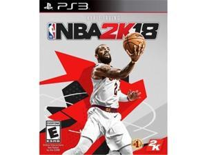 Take 2 Interactive PS3 TK2 47904 NBA 2K18 Early Tip Off Edition - Playstation 3