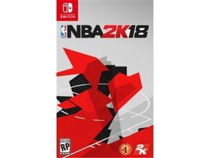 Take 2 Interactive SWI TK2 45906 NBA 2K18 Early Tip off Edition - Nintendo Switch Video Game