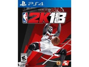 Take 2 Interactive PS4 TK2 47912 NBA 2K18 Legend Edition - Playstation 4