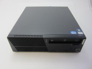 Lenovo ThinkCentre M81 SFF Intel i3-2100 3.10GHz 4GB RAM 320GB HD Windows 7 Pro
